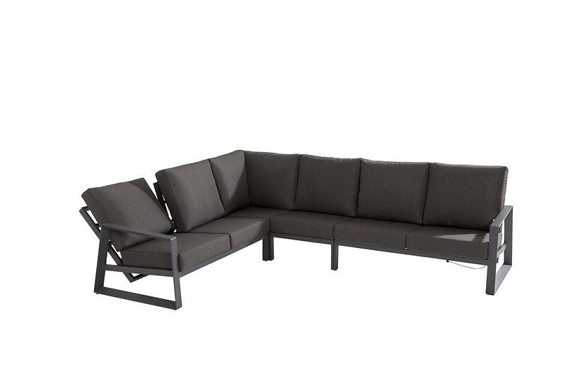 DAZZLING  Lounge  355x285cm  ohne Kaffeetisch