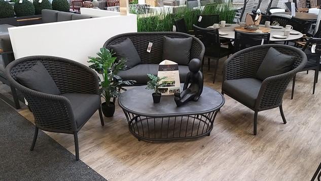 Outdoor Lounge Sitzgruppe Alexander Rose