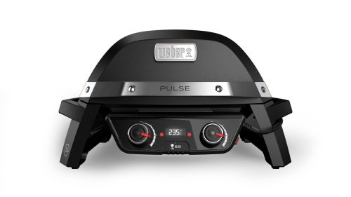 WEBER  Elektro-Grill  PULSE 2000  Black