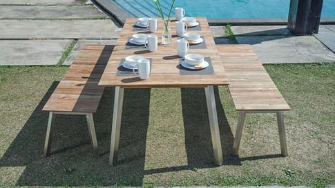 Zebra LINAX Dining Gruppe