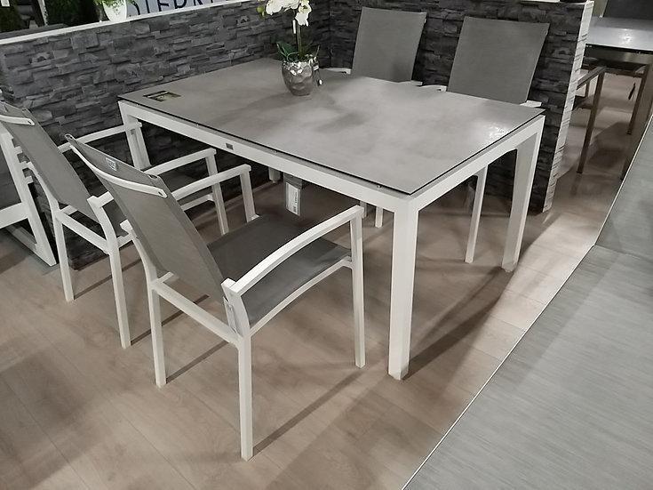 Stern EVOEE  Dining Möbel, weiß