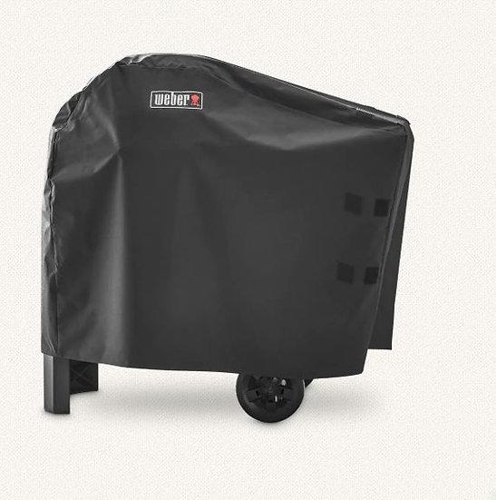 WEBER  Premium Abdeckhaube Pulse m. Rollwagen