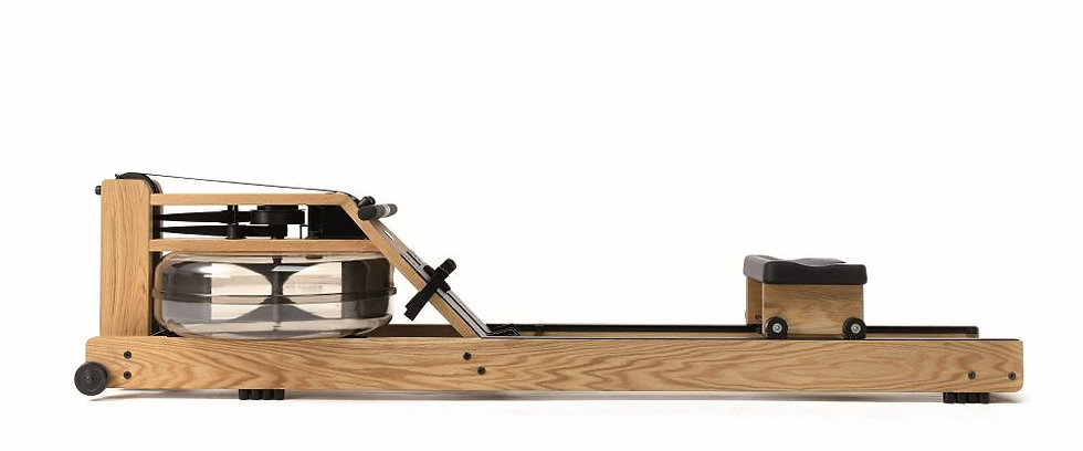 NOHRD  WaterRower mit Monitor, Eiche