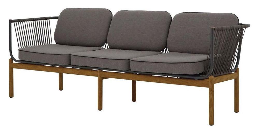 ZEBRA  POLLUX Lounge 3-sitzer  inkl.wasserdichte Kissen