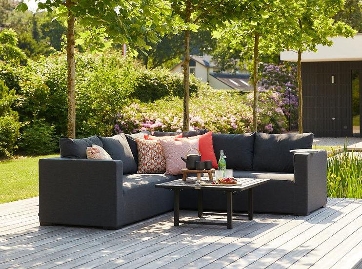 Hartman  OLIVER  Corner-Set  SUNBRELLA-Lounge  anthrazit