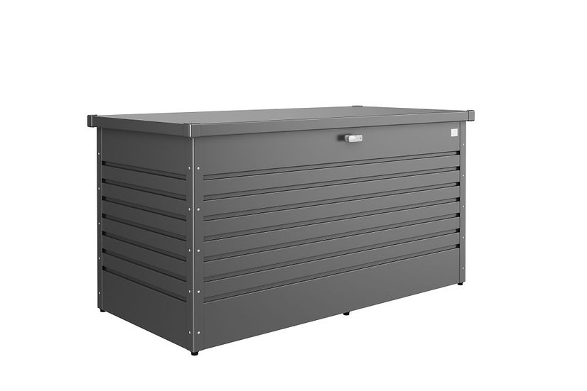 Biohort  Freizeitbox dunkelgrau-metallic  160x79x83cm