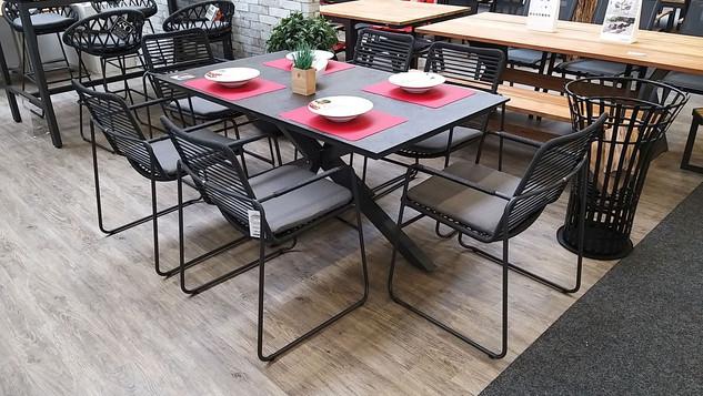Outdoor Dining Sitzgruppe Taste Elba Rop