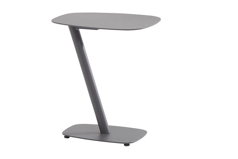 PANINO  Alu Support Table  matt carbon