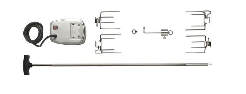 Napoleon  Edelst.Rotisserie com.Quality für LEX485  Prestige & Prestige Pro500