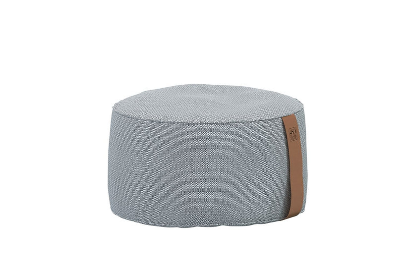 4 Seasons Outdoor  Outdoorstoff Pouf  D58  H32  mid grey