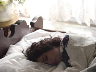 A short practice for better sleep