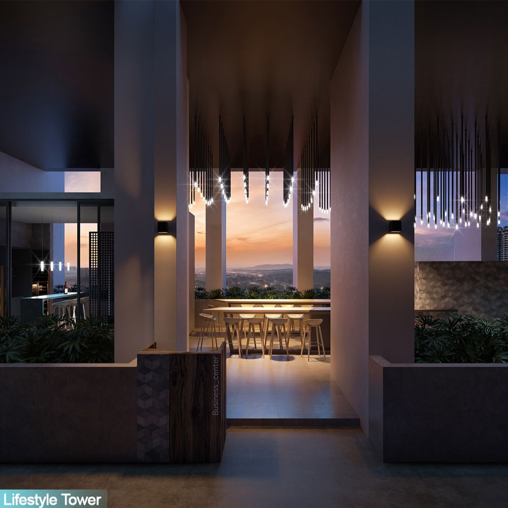 Lifestyle Tower
