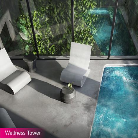 WELLNESS TOWER