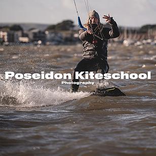 Poseidon Kitesurfing Photography | Resonant Visuals