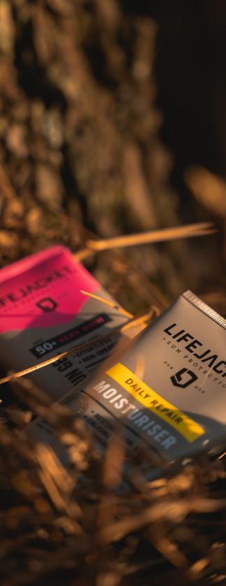 LifeJacket Product Shots Image 3 | Resonant Visuals