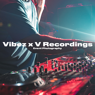Vibez x V Recordings Photography | Resonant Visuals