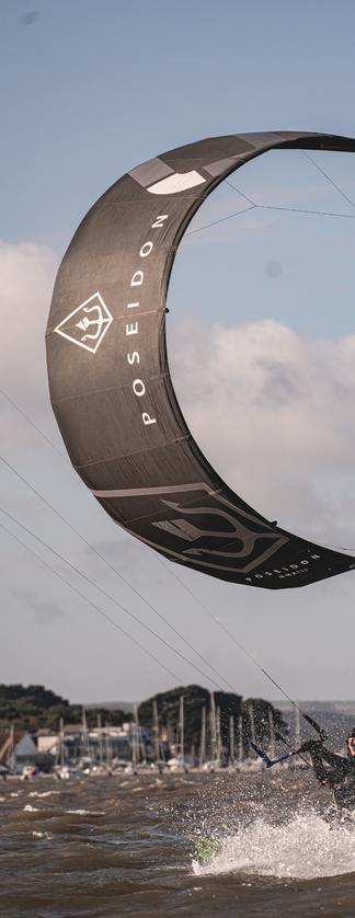 Poseidon Kiteschool Photography Image 4 | Resonant Visuals