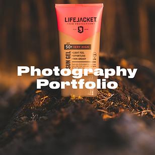 Photographer Portfolio | Resonant Visuals