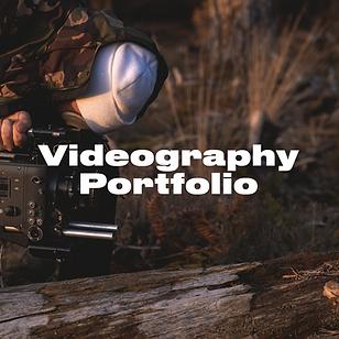 Videographer Portfolio | Resonant Visuals