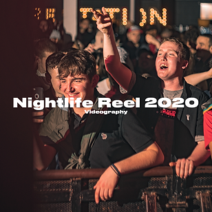 NightLife Reel 2020 Videography | Resonant Visuals