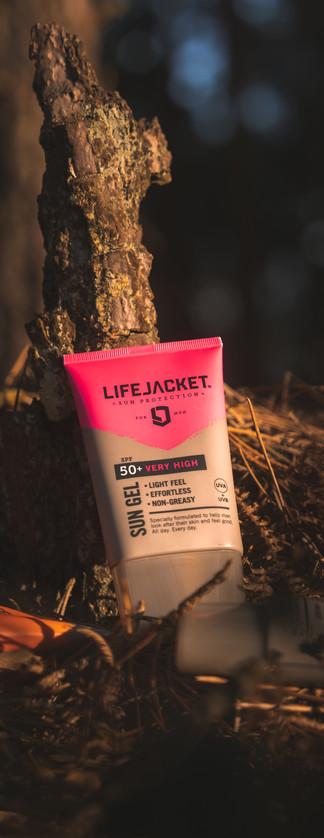 LifeJacket Product Shots Image 1 | Resonant Visuals