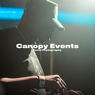 Canopy Events Photography | Resonant Visuals