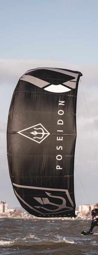 Poseidon Kiteschool Photography Image 5 | Resonant Visuals