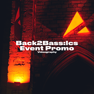 Back To Bass:ics Videography | Resonant Visuals