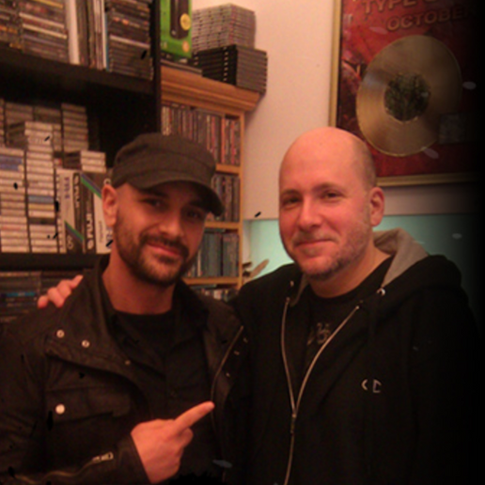 Damon & Monte Conner / A&R @ Roadrunner Records Office / NYC