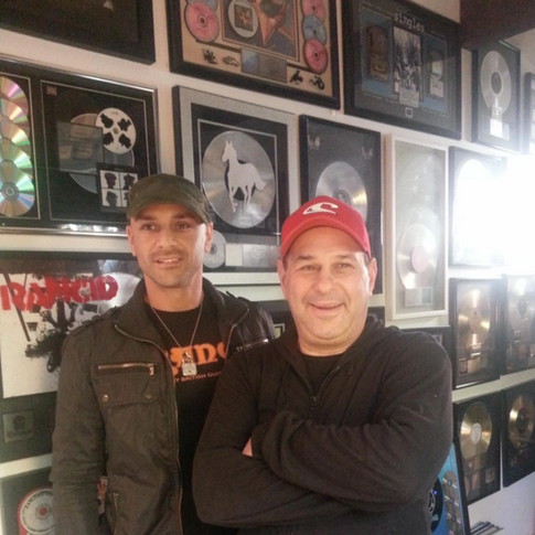 Damon & Howie Weinberg. 4 Grammy Noms, 200 Golds Records, 4 TEC Awards