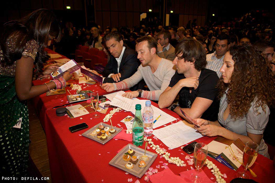 Jury Miss India France 2010
