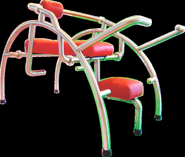 Skapandi Love Chair - Rojo