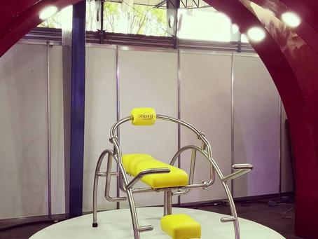 ¿Potro del amor?, ¿Sillón Kamasutra? Lo de hoy es Skapandi Love Chair, que libera tu pasión!