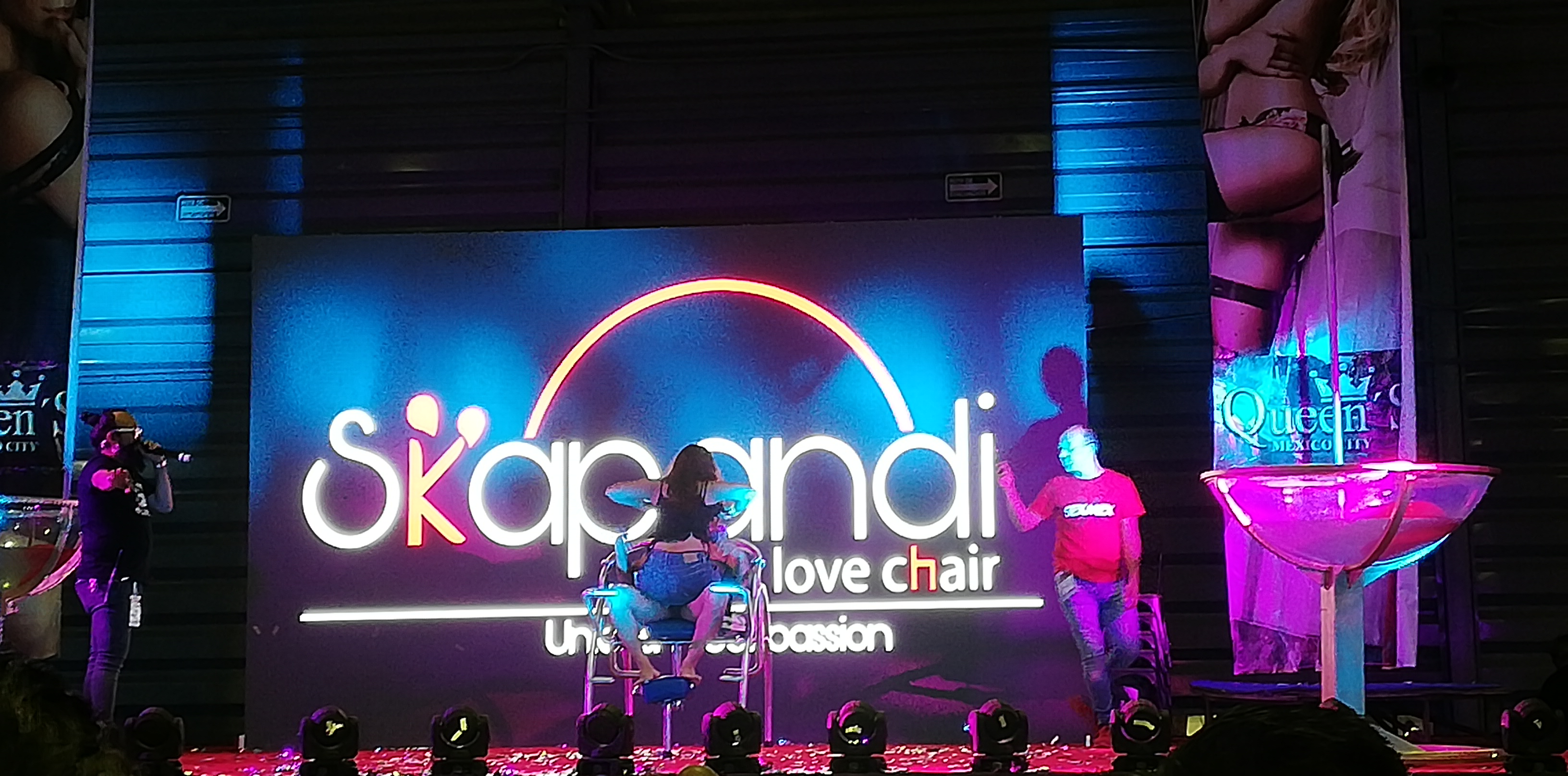 Skapandi Love Chair