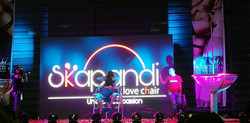 Skapandi Love Chair