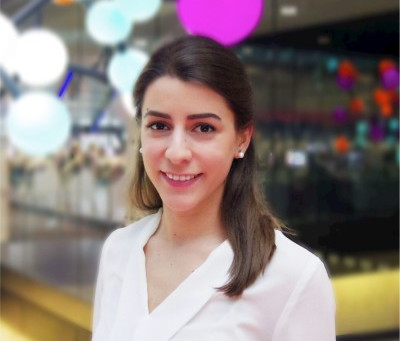 Nevena Potpara - Team Leader of Data Structured Product at Bloomberg