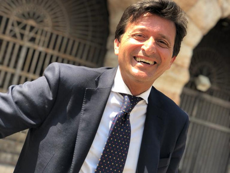 Luca Mainò - Founder and Managing Partner at Consultique