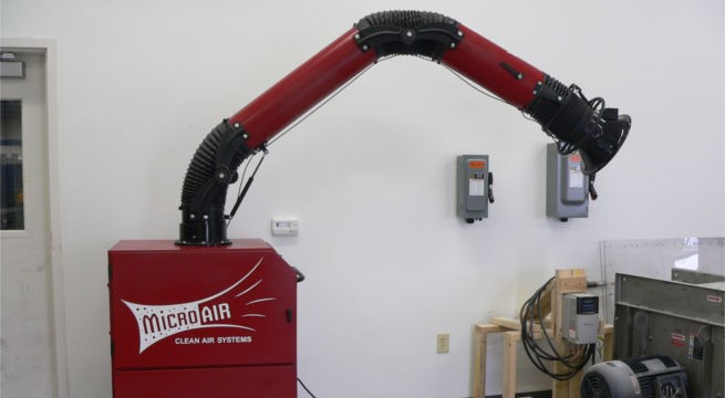 TM1000 Welding Fume Extractor