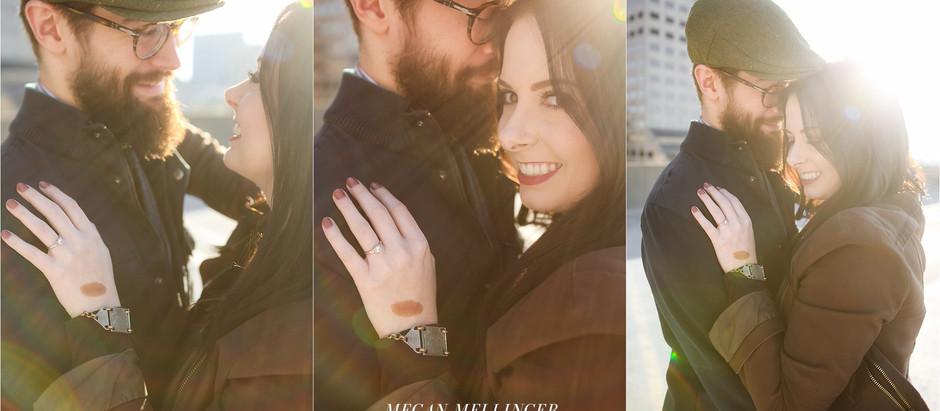 Dan + Amy // Engagement