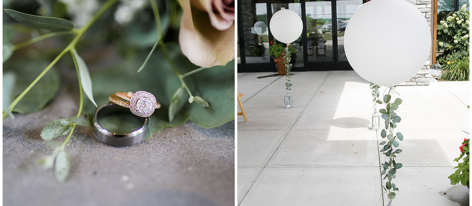 Collin + Megan // Wedding