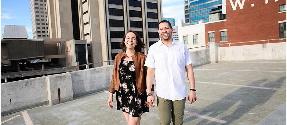 Mark + Amanda // Engagement