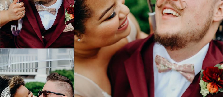 Case + Becca // Wedding