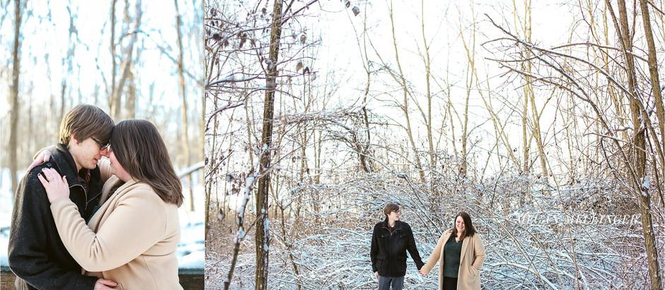 Nick + Katie // Engagement