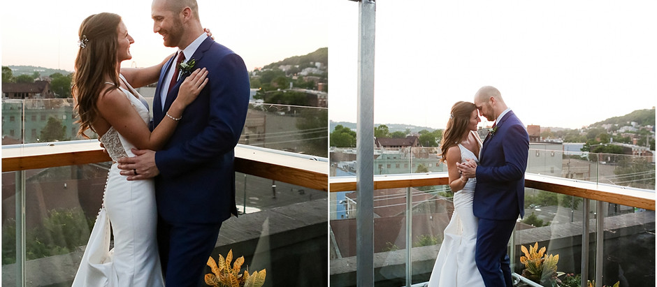 Chris + Jordan // Wedding