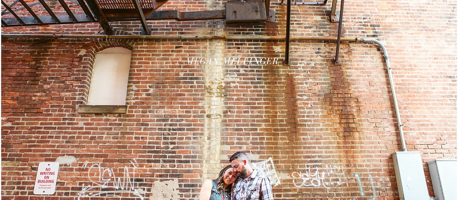 Tiffany + Chris // Engagement