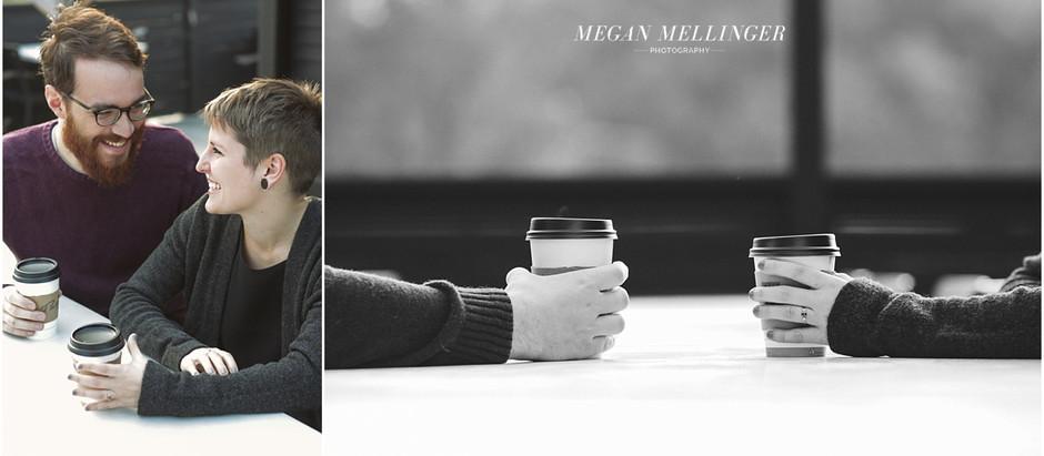 Alex + Katie // Engagement