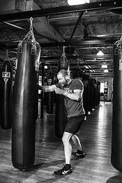Cardio Boxing Group Fitness Workout in Frederick, MD