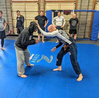 chris bower brazilian jiu-jitsu black belt in frederick, maryland