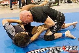 No Gi BJJ (Submission Grappling) in Frederick, MD