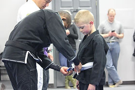 Youth Brazilian Jiu-Jitsu Classes in Frederick, MD
